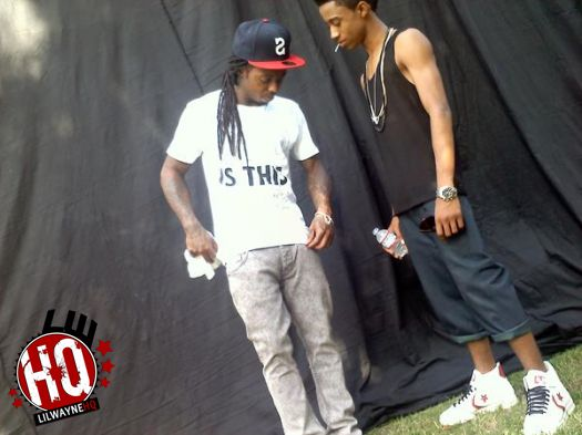 Lil Wayne Announces Plans For Rebirth Clothing Line x Tha Carter IV Is In Final Stages
