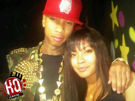 Tyga Heisman Feat Honey Cocaine