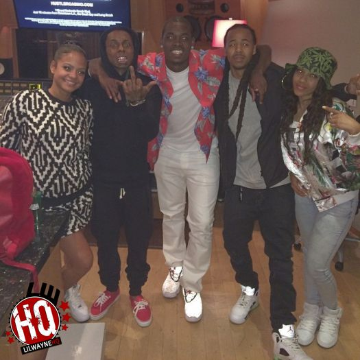 Christina Milian Talks Birdman Throwing A Drink At Lil Wayne & Drake vs Meek Mill Beef