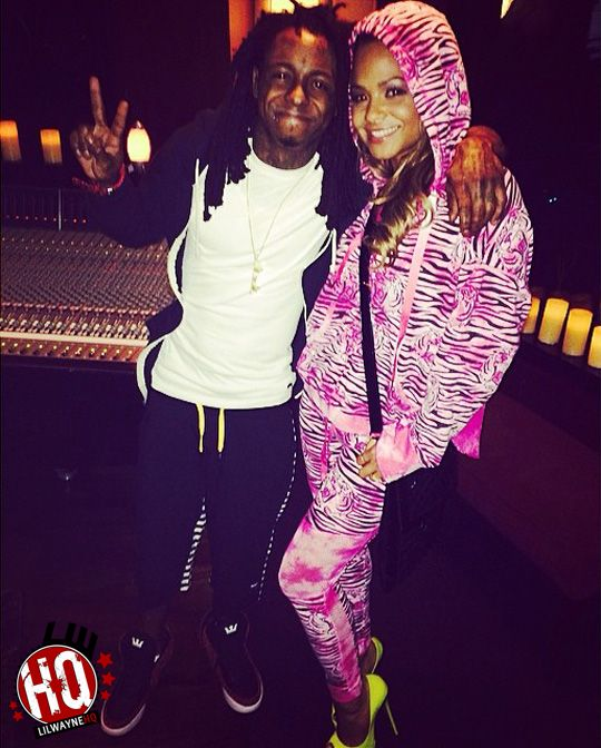 Christina Milian Chats About Her Video Model Song With Lil Wayne, Signing To YMCMB & More