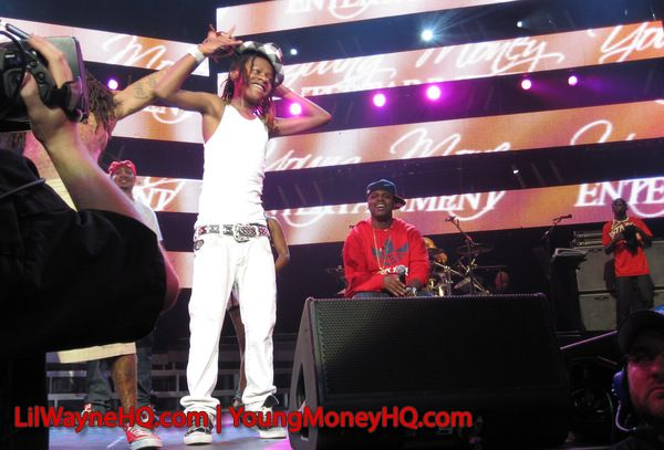 Pictures Of Lil Wayne In Noblesville