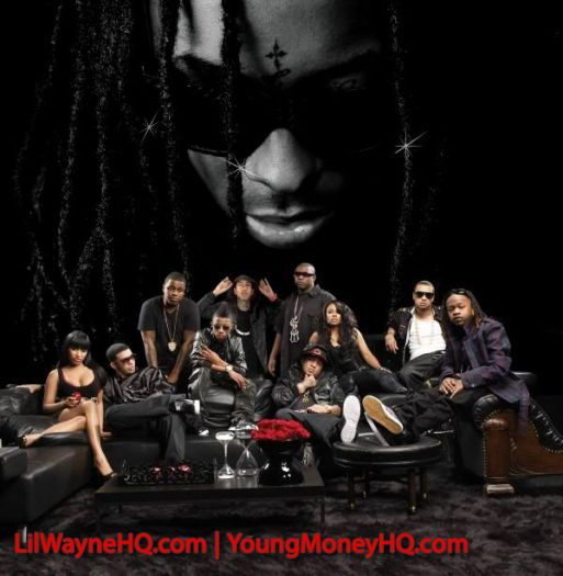 Young Money BET Awards 2010 Nominations