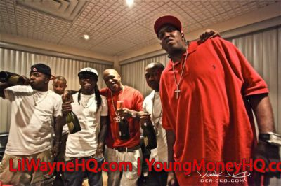 Cash Money Records Issue Statement On Lil Wayne