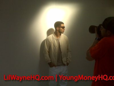 Drake Photo Shoot With Jonathan Mannion