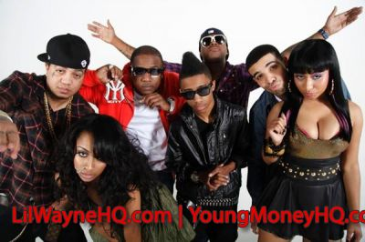 Young Money - Bed Rock Feat Lloyd