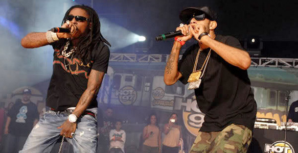 Swizz Beatz Teases A New Collaboration With Lil Wayne
