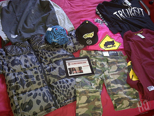 Free TRUKFIT Clothes