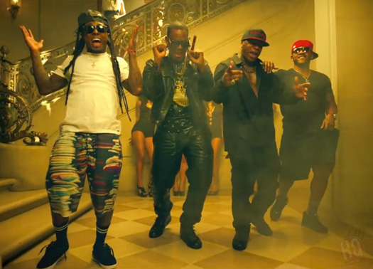 Lil Wayne & R Kelly Beef