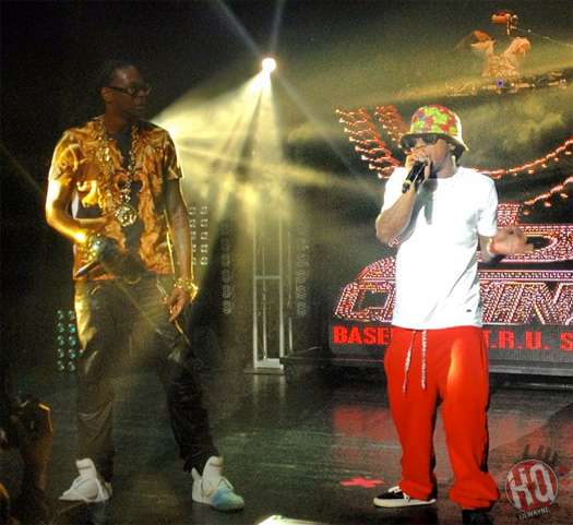 2 Chainz Brings Out Lil Wayne At His Concert In Miami