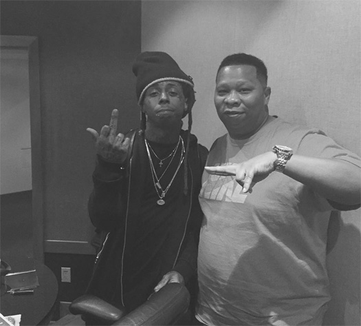 Mannie Fresh Debuts A New Lil Wayne Song That Samples Alicia Keys From The Original Version Of Tha Carter V
