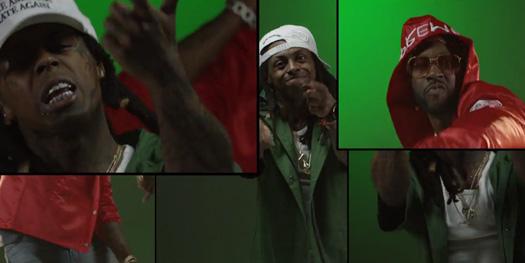 2 Chainz & Lil Wayne Gotta Lotta Music Video