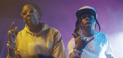 2 Chainz & Lil Wayne MFN Right Music Video