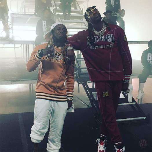 2 Chainz Shares His Thoughts On Lil Wayne & Kanye West Support For Donald Trump
