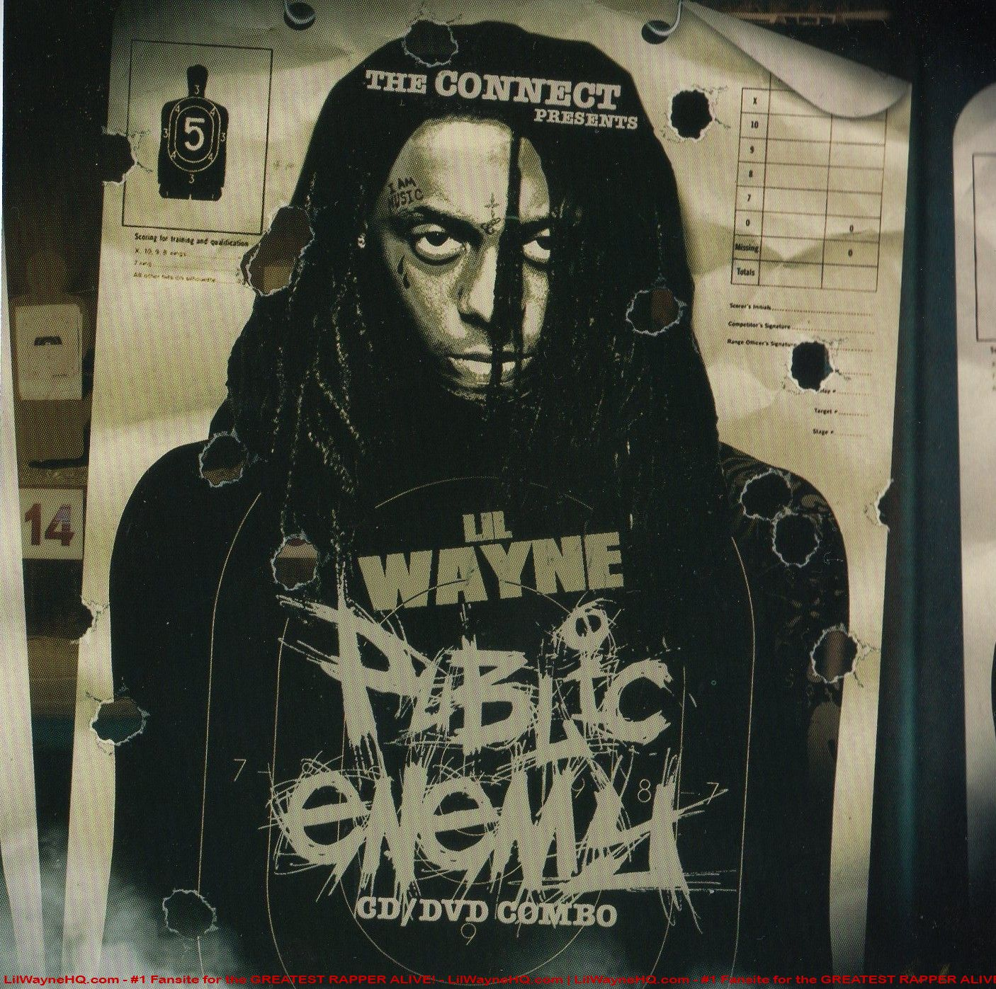 Lil wayne public enemy mixtape download