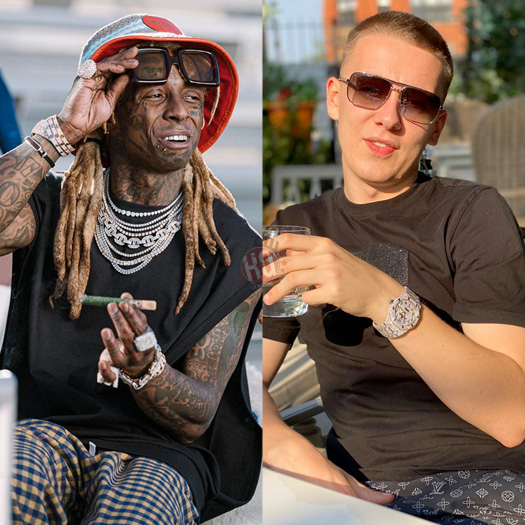 Aitch Says Lil Wayne Had The Hardest Verse On The Whats Poppin Remix