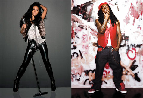 Lil Wayne & Amerie Are Shooting Music Video Today