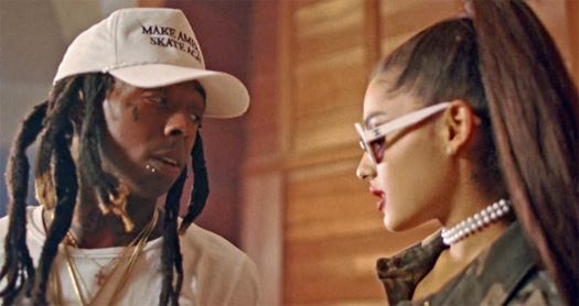 Ariana Grande Let Me Love You Single Featuring Lil Wayne Is Now Certified Platinum