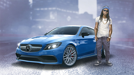 Artist Sahan Gamage Talks About Creating Lil Wayne Character For Need For Speed No Limits