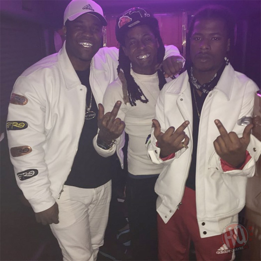 ASAP Ferg Previews A New Collaboration With Lil Wayne