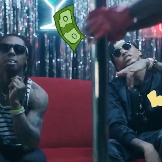 August Alsina Why I Do It Feat Lil Wayne Music Video