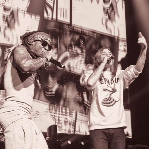 Lil Twist & Jay Jones Tease Lil Wayne Tha Carter V Album, Baby E Says He Doesnt Think It Will Drop On September 21