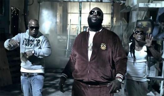 Lil Wayne & Rick Ross - John
