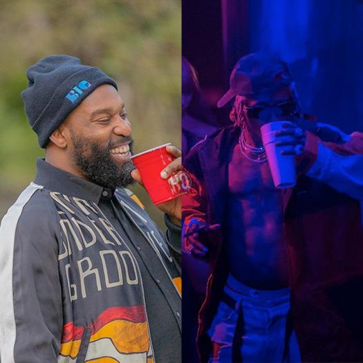 Baron Davis Recalls Lil Wayne Hanging Around Him & His Brother Term