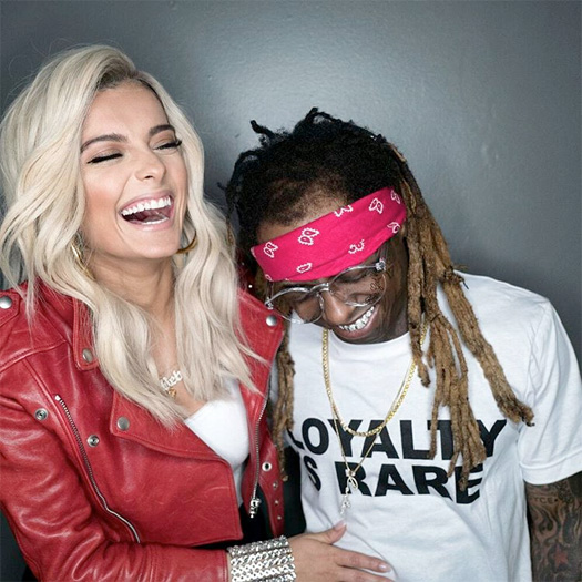 Bebe Rexha & Lil Wayne Perform The Way I Are Live On Jimmy Kimmel