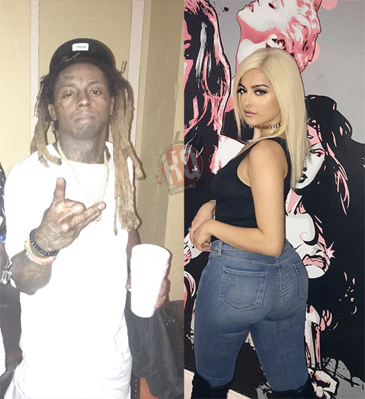 Sneak Peek Of Bebe Rexha & Lil Wayne Dance With Somebody Collaboration