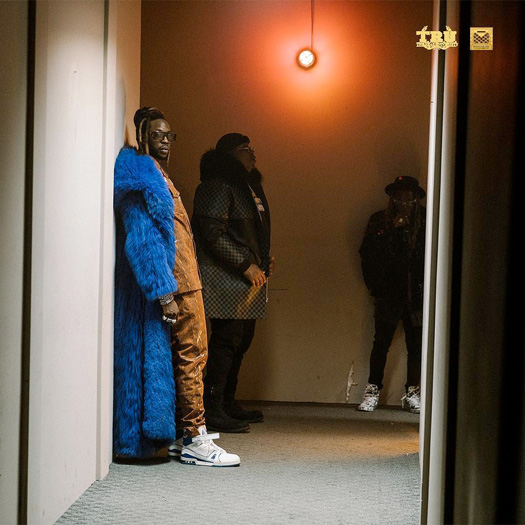 Behind The Scenes Of 2 Chainz, Lil Wayne & E-40 2 Dollar Bill Video Shoot - Pictures