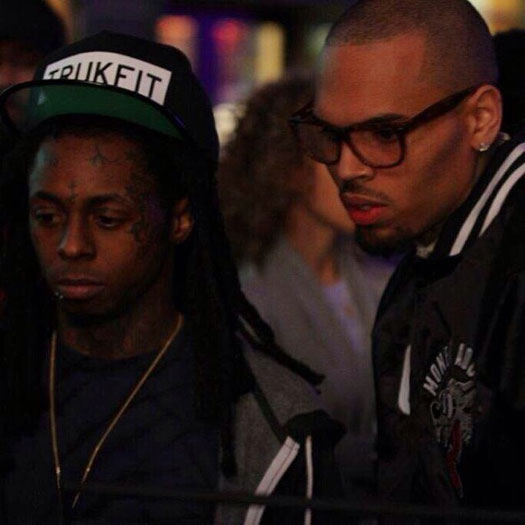 Behind The Scenes Of Chris Brown, Lil Wayne & Tyga Loyal Video Shoot