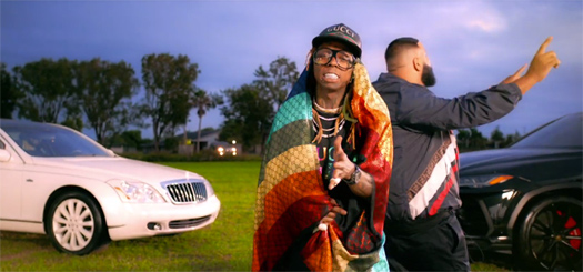 Behind The Scenes Of DJ Khaled, Lil Wayne, Chris Brown & Big Sean Jealous Video