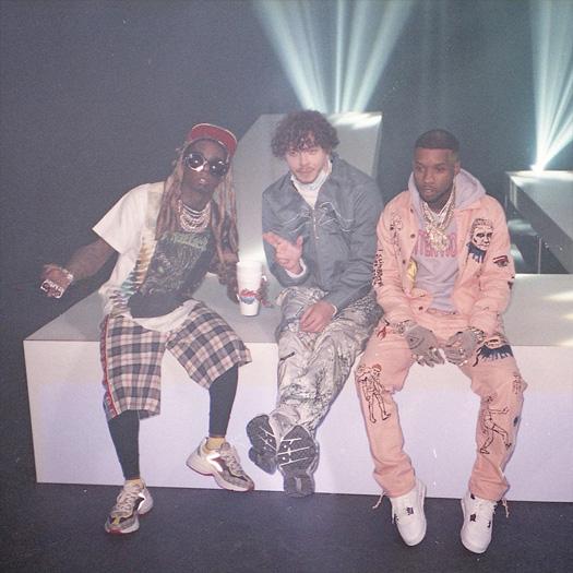 Tory Lanez Big Tipper Feat Lil Wayne & Melii
