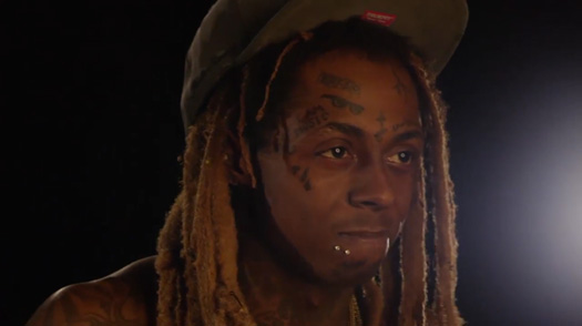 Behind The Scenes Of Lil Wayne No Mercy Video, Wayne Explains Why He Is A Fan Of Skip Bayless