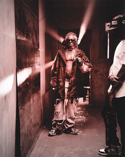 Behind The Scenes Of LPB Poody, Lil Wayne & Moneybagg Yo Batman Remix Video
