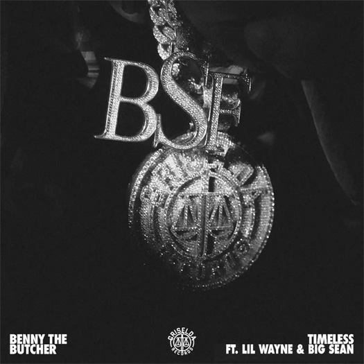 Benny The Butcher Timeless Feat Lil Wayne & Big Sean