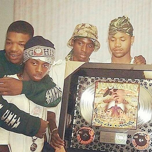 BG Niggaz In Trouble Feat Lil Wayne & Juvenile