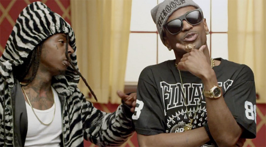 Big Sean Says Lil Wayne Is Going Down In Rap History For Sure & Talks About Deep