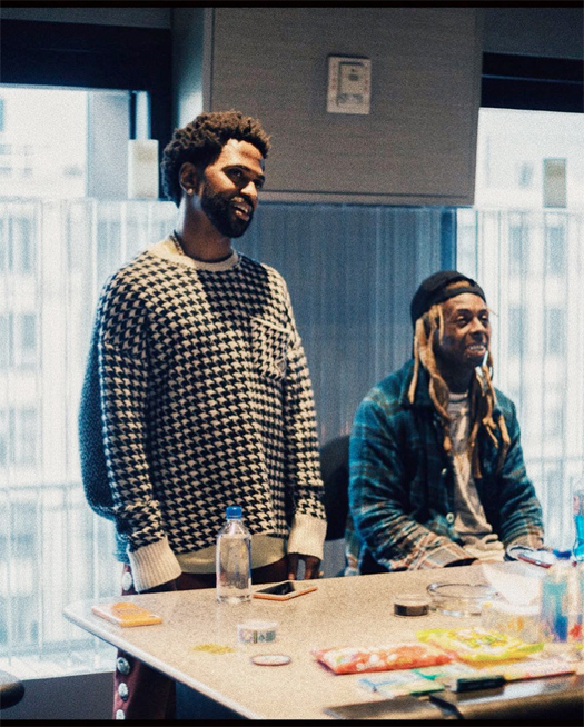 Lil Wayne To Be Featured On Big Sean Detroit 2 Album