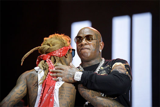 Birdman Apologizes To Lil Wayne At Lil Weezyana Fest In New Orleans