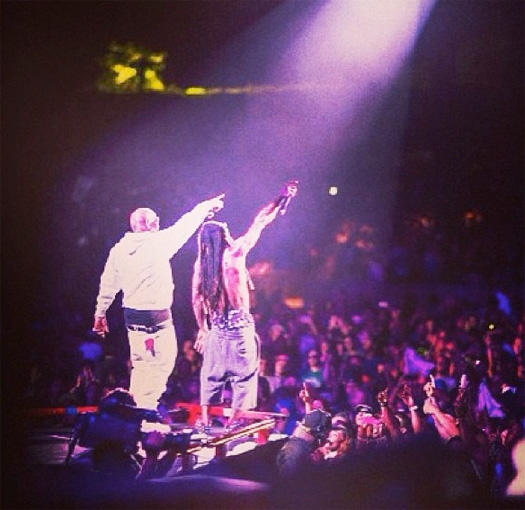 Birdman Hints At His & Lil Wayne Like Father Like Son 2 Album Dropping In The Summer