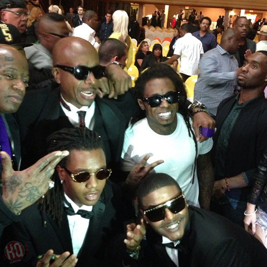 Birdman On Lil Wayne - I Love My Son He Mean The World To Me