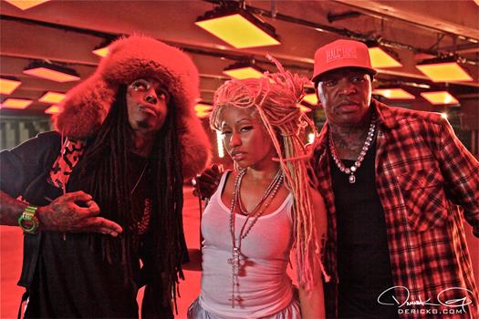 Birdman Nascido Stunna Remix Feat Lil Wayne, Nicki Minaj & Rick Ross