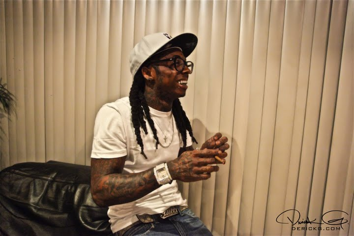 Lil Wayne 27th Birthday Party Including Getting A Million Dollar Watch From Birdman