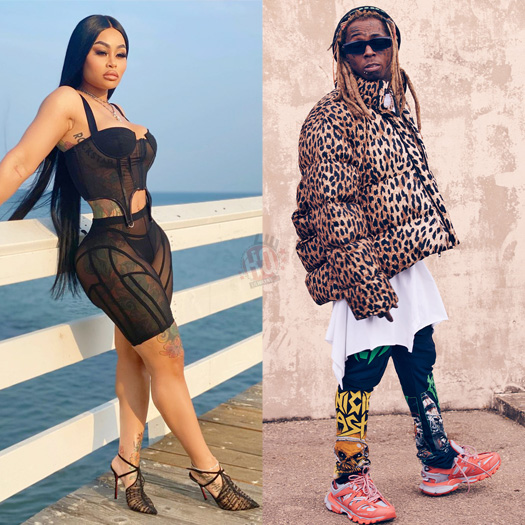Blac Chyna Breaks Down Her Reference On Lil Wayne Ball Hard Song