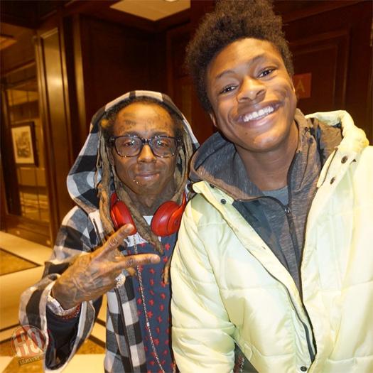 Boyz N Da Hood Mask On Feat Lil Wayne