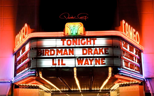 Pictures Of Lil Wayne & More At Birdmans Album Release Party