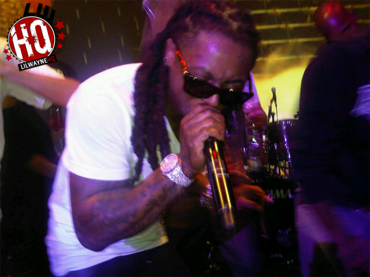 Pictures From Cash Money Records Annual Pre-Grammy Party
