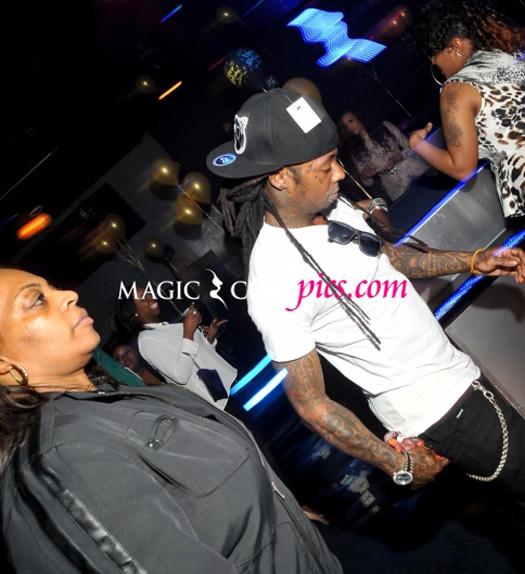 Paris Hilton, Snoop Dogg, Usher, Fergie, Gabby Douglas & More React To Lil Wayne Seizure