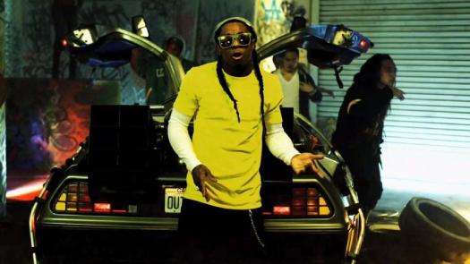 Chris Brown, Lil Wayne & Busta Rhymes Look At Me Now Goes Octuple Platinum